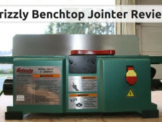 Grizzly Benchtop Jointer Review