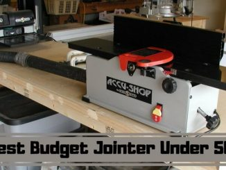Best Budget Jointer Under 500