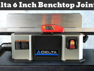 Delta 6 Inch Benchtop Jointer