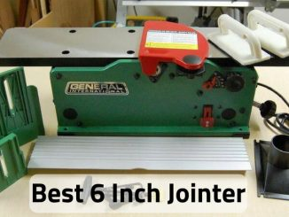 Best 6 Inch Jointer