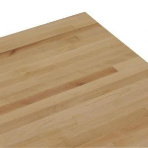 Edsal BB3060 Maple Butcher Block Workbench Top