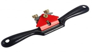 "Accessbuy 9"" Adjustable SpokeShave"